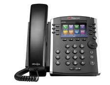 Refurbished  Polycom VVX410 IP Phone - 2200-46162-025 INC VAT