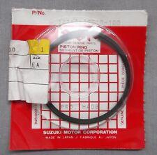 Genuine Suzuki AH100 Address Piston Ring Set +1.0mm Oversize 12140-35510-100