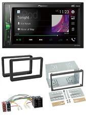 Pioneer 2DIN MP3 DAB USB Bluetooth Autoradio für Alfa Romeo 159 Spider Brera ab
