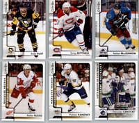 2017-18 O-Pee-Chee Hockey - Base, Rookie, Update Cards - Choose Card #'s 401-650
