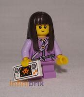Lego Ava Minifigure from set 70324 Nexo Knights NEW nex006