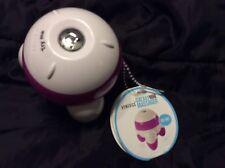 Homedics Galaxymini Handheld Personal Mini Massager - Pink and White - New