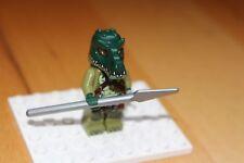 Lego Chima - Legends of Chima Krokodil Figur Crominus mit Speer aus Set 70227