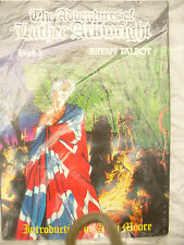 MAGAZINE THE ADVENTURES OF LUTHER ARKWRIGHT BOOK 2 BY BRYAN TALBOT