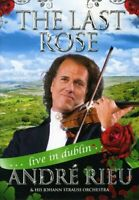 Andre Rieu - The Last Rose: Andr (NEW DVD)