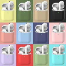 For Apple AirPods 1st 2nd Silicone Shockproof Case Cover AirPods Charger Skins