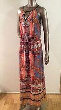NWOT Clover Canyon Rococo Maxi Tie Taille Kleid Größe M - $285