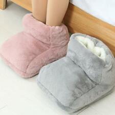 Winter Supplies Plug-In High-Cut Rabbit Fur Foot Warmer Office Heating Artifact