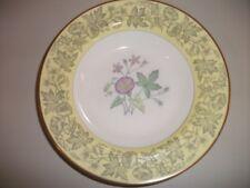 Wedgwood Yellow Wildflower bone china rimmed soup bowl W3998