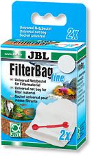 JBL Filter Bag Fine Twin Pack Container bag for aquarium filter material
