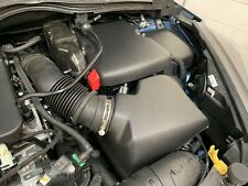 Ford Fiesta ST MK8 Airbox Cover Textured OEM Effect