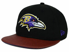 RETRO NFL New Era Baltimore Ravens Super Bowl XXXV Snapback Cap One Size FitsAll
