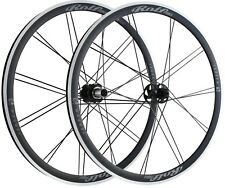 Rolf Tandem Alloy 700C Wheelset 145 spaced with FREE Spoke Kit & Nipple Driver
