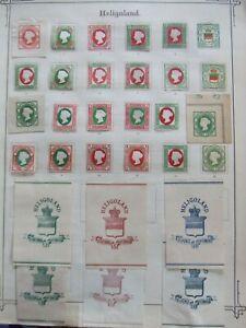 Heligoland collection