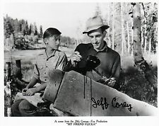 OFFICIAL WEBSITE Jeff Corey (1914-2002) My Friend Flicka 8x10 AUTOGRAPHED