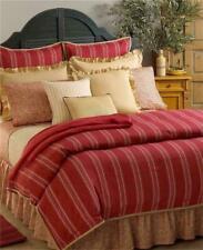 Lauren Ralph Lauren San Luca Red Striped Duvet Cover King