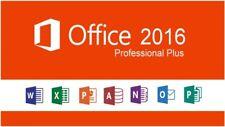 MS OFFICE 2016 PRO PLUS 32/64-bit ✔ LIFETIME & GENUINE KEY | GLOBAL LANGUAGES ✔