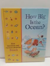 2 Books -How Big Is the Ocean? -Do Fish Drink?  First Questions and Answers