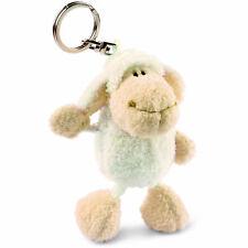 Nici - White Sheep 10cm Plush Keychain *BRAND NEW*