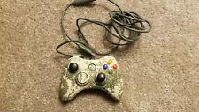 Microsoft Xbox 360 Controller- Custom Winter Digital Camo with domed sticks