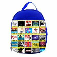 Personalized Lunch Bag / Broadway Playbill Palooza lunch bag