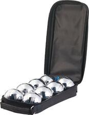 Pack de 8 boules de pétanque avec housse de transport - Pearl
