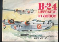 B - 24 Liberator in action - Squadron Signal 1975  n. 21, S. Birdsall   aerei R