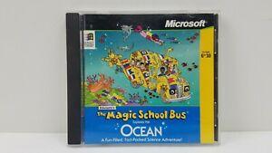 The Magic School Bus Explores the Ocean Windows 95 CD Free Shipping