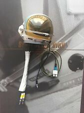 DAMTOYS SR-71 Black Bird Test Pilot Flight Helmet & Hoses loose 1/6th scale