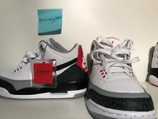 Air Jordan 3 Retro NRG Tinker US 8 Cement JTH AQ3835-160