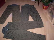 BW Pants Cold Protection unterziehose lining used size 48/50 II
