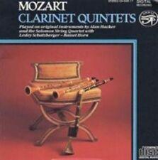 Mozart: Clarinet Quintets, New Music