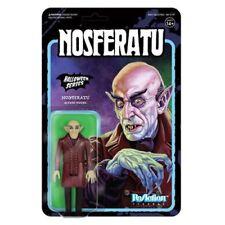 "SUPER7 Nosferatu Halloween Series ReAction Figure 3.75"" NEW"