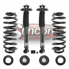 2000-06 BMW X5 Rear Air Suspension to Coil Springs & Gas Shocks with Eliminator