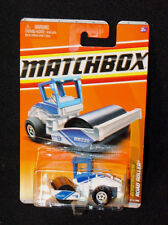 "Matchbox 2011 Construction #43 Road Roller ""RR220 Unit 9"""