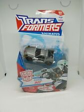 Transformers Animated Autobot FREEWAY JAZZ (Deluxe Class)