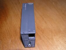 Siemens 6ES7340-1AH02-0AE0 E:02 Simatic S7-300 CP340 RS232C used as new condit.