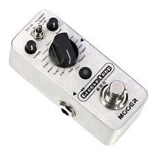 Mooer Micro Compact Groove Loop Effects Pedal, Drum machine & Looper MLP2