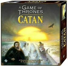 Fantasy Flight Games A Game of Thrones Catan: Brotherhood of The Watch Board Game - CN3015