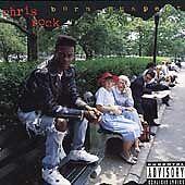 CHRIS ROCK ~ BORN SUSPECT ~ CD [PA] 1991 ATLANTIC BRAND NEW