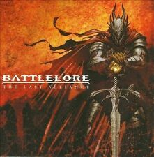 BATTLELORE The Last Alliance CD (NOM BEST FEMALE METAL