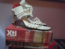 Xti Lady Shoes spanische Pumps High Heels Brautkleidschuhe Gr.40 Absatzschuhe
