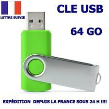 Cle usb 64 Go Gb Pendrive Flash Drive sous Blister Memoire Lecteurs usb
