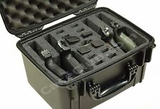 Case Club Waterproof 4 Pistol Case with Silica Gel Case Club, NO SALES TAX, NEW