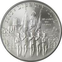 2002 W $1 West Point Commemorative Silver Dollar US Coin Choice Uncirculated