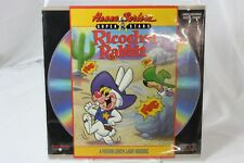 Ricochet Rabbit Laserdisc Hanna Barbera  Wall Art Cartoon Videodisc