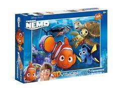 Puzzles & Geduldspiele Clementoni Nemo Puzzle Magic 3D Supercolor Dorie Dory Meer Ocean Clownfisch NEU