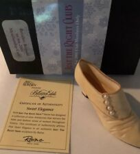 "Just The Right Shoe By Raine ""Sweet Elegance� 25415, Nib"