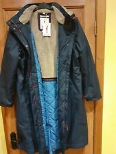 Seasalt Navy Janelle Coat Size 20 Brand New With Tags