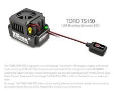 SKYRC Toro 1/8 TS150A Brushless gesensorten ESC TS-150 passt Traxxas E-Revo E-Maxx